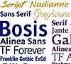 Typografia na stronach WWW