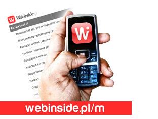 webinside.pl na telefony